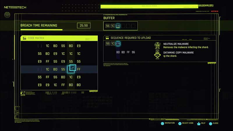hack militech chip in pickup mission choices in cyberpunk 2077