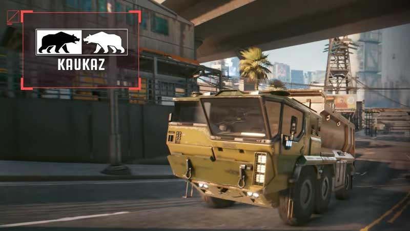 all vehicles in cyberpunk 2077