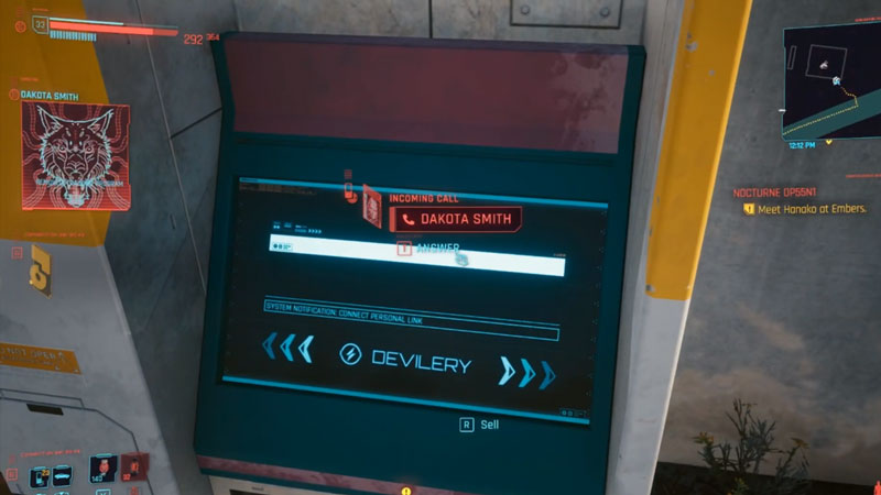 how to complete find the broken bot task of the sparring partner side gig in cyberpunk 2077