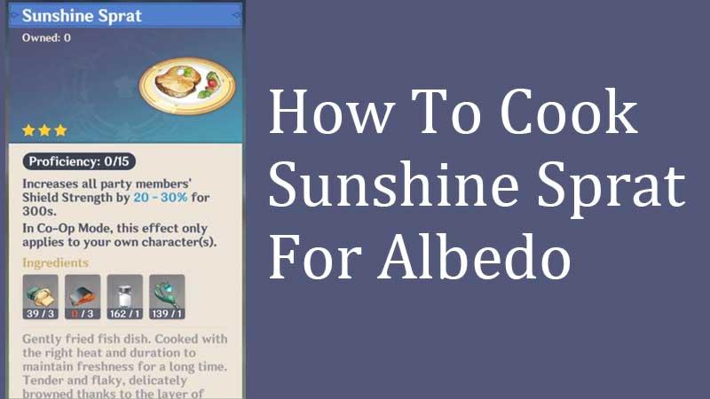 Sunshine Sprat Recipe Guide