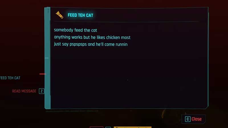 how-to-feed-the-cat-cp2077