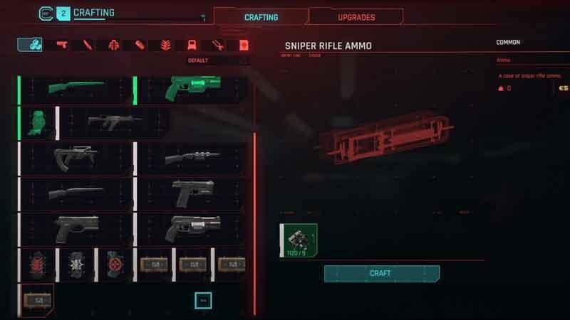how-to-get-ammo-cyberpunk-2077