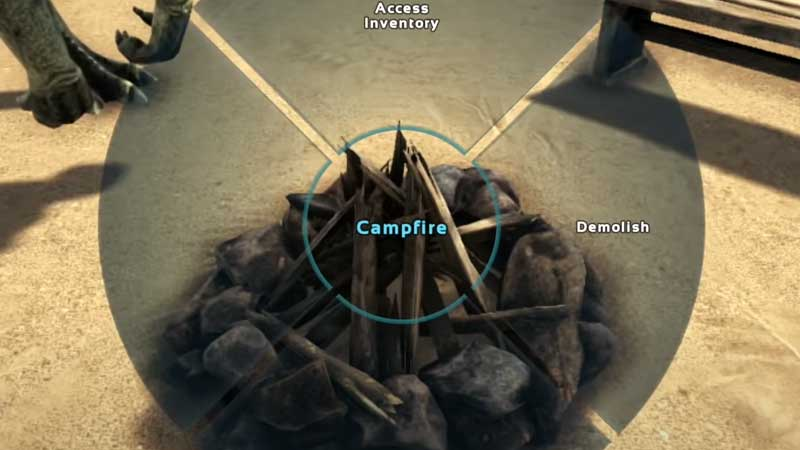 how-to-light-campfire-ark-survival-evolved