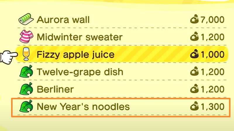 how-to-obtain-new-years-noodles-animal-crossing-new-horizons