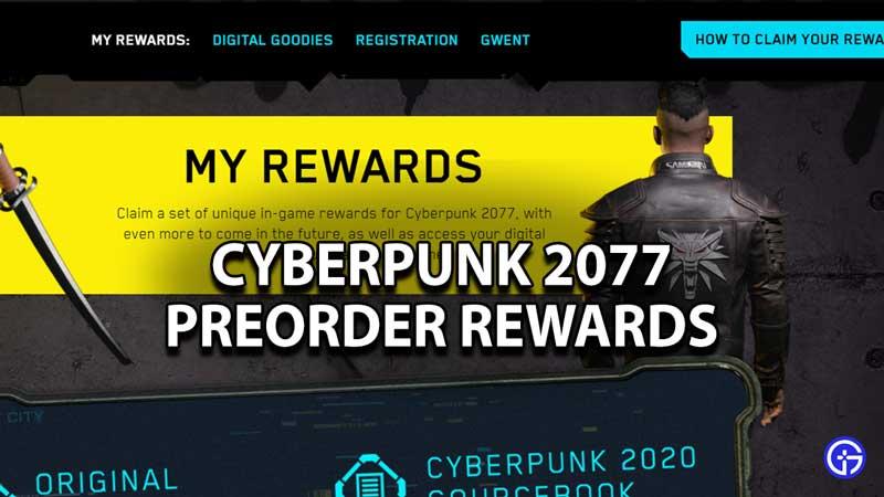 how-to-redeem-cyberpunk-2077-preorder-rewards