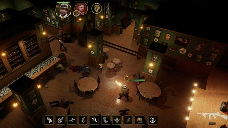 increase notoriety level in empire of sin