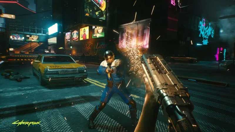 how to get legeandary weapons cyberpunk 2077