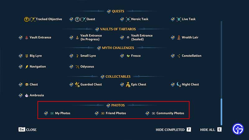 photo mode guide for immortals fenyx rising