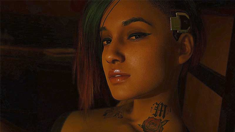 how to romance judy in cyberpunk 2077