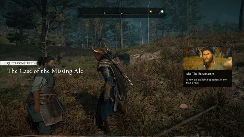 the case of the missing ale rewards