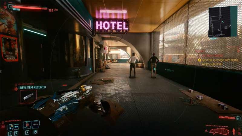 how to get tranquillizer darts for projectile launch systems in cyberpunk 2077