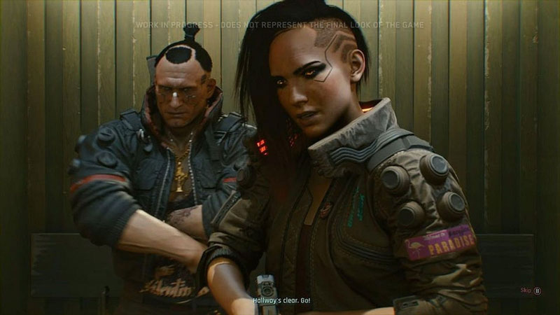 transmogrify clothes in cyberpunk 2077
