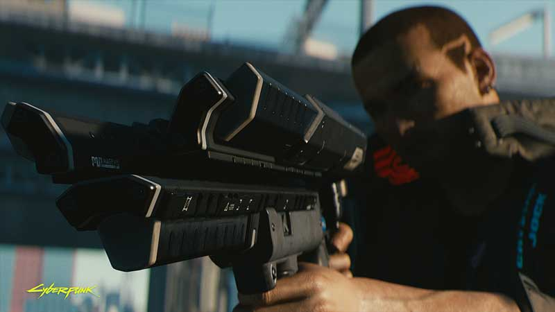 weapon modifications and attachments in cyberpunk 2077