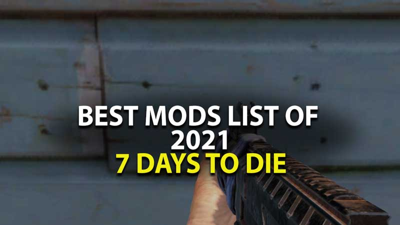 7 Days to Die Mod Manager