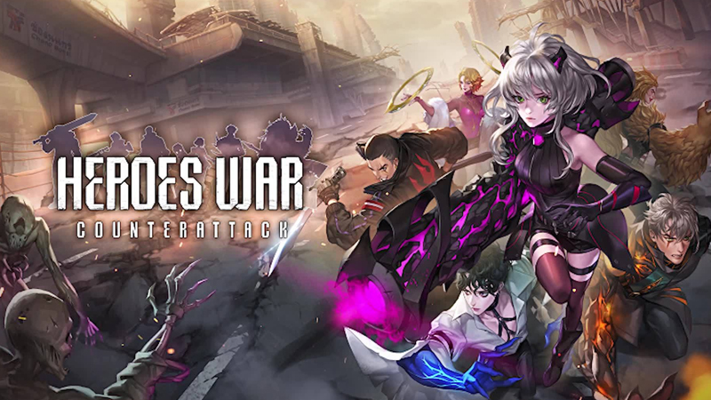 Heroes War Counterattack Coupon Codes
