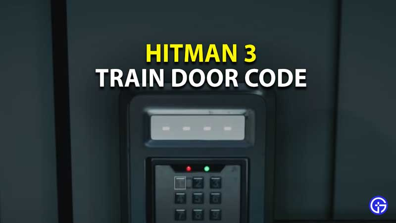 Hitman-3-Carpathian-Mountains-Train-Door-Code