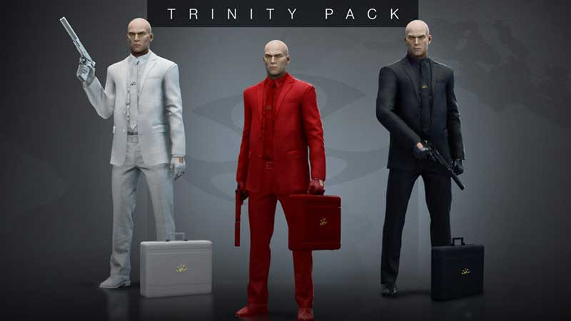 Hitman 3 Trinity Pack Outfits