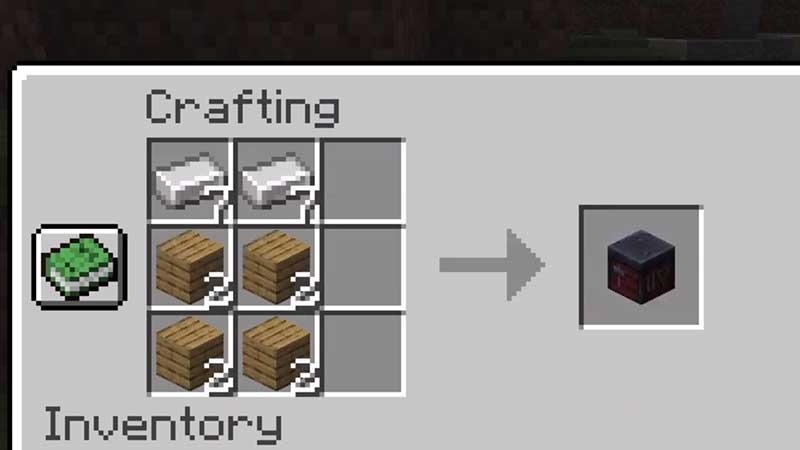 How-To-Craft-A-Smithing-Table-In-Minecraft