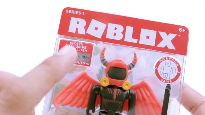 Roblox Toy Code Redeem Steps