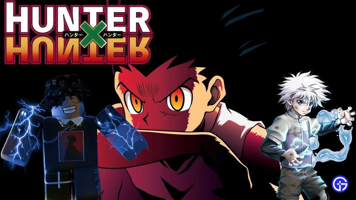 Hunter X Hunter Ultimate Finale Codes