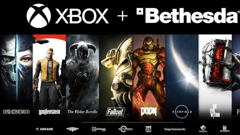 Microsoft Is Looking to Acquire Another Bethesda-level Publisher