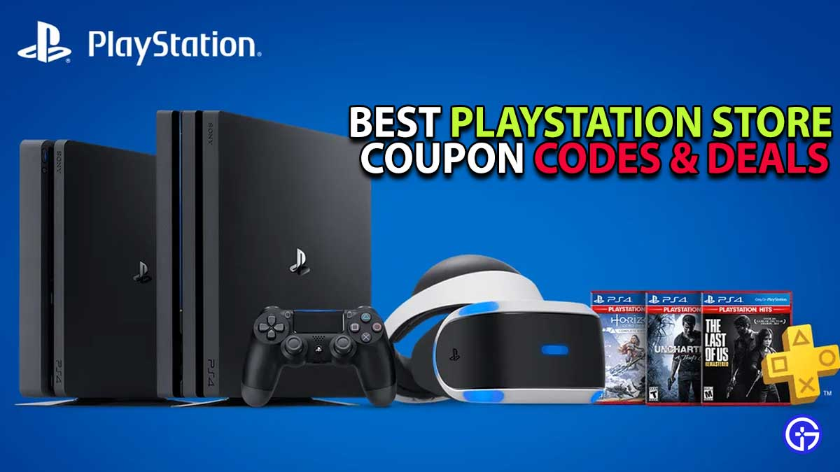 PS9 Discount Codes 9: Best PlayStation Store Coupon Codes & Deals