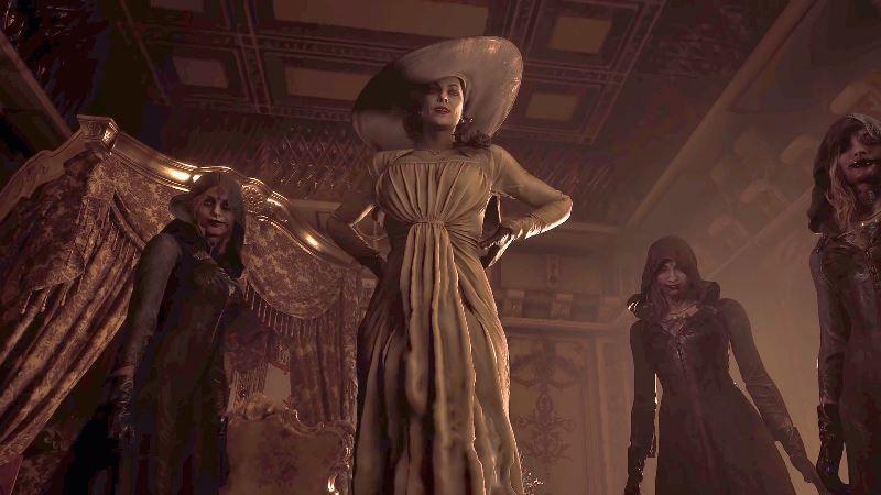 Resident Evil Village Multiplayer Leak