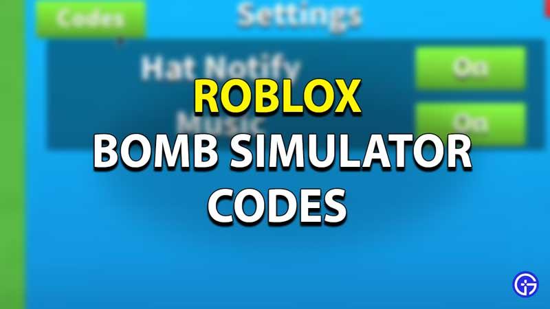 Roblox-Bomb-Simulator-Codes