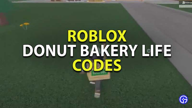Roblox-Donut-Bakery-Life-Codes
