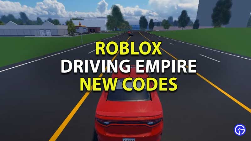 Codes For Driving Empire / New Driving Empire Codes For ...