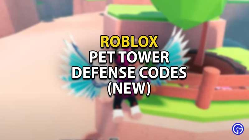 Roblox-Pet-Tower-Defense-Codes