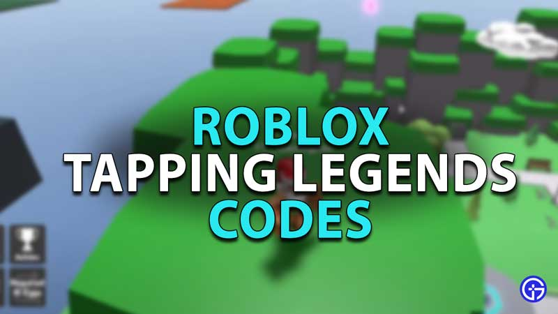 Roblox-Tapping-Legends-Codes