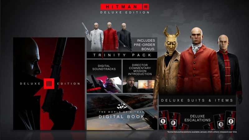 Should I Buy Hitman 3 Deluxe Edition