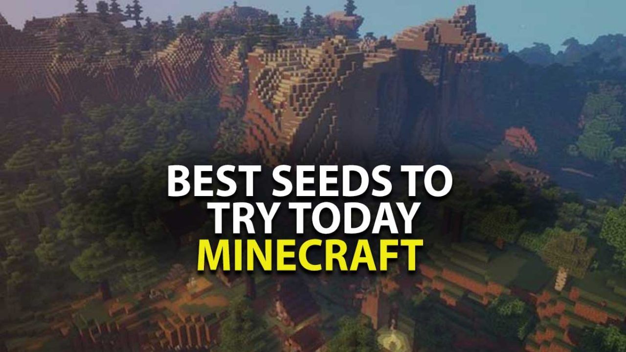 Best Minecraft Seeds For PS12 (12) - Exploration, Loot And More