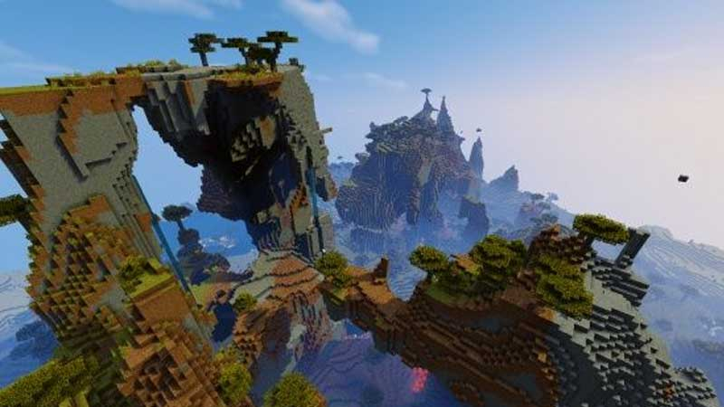 Best Minecraft Seeds For PS4