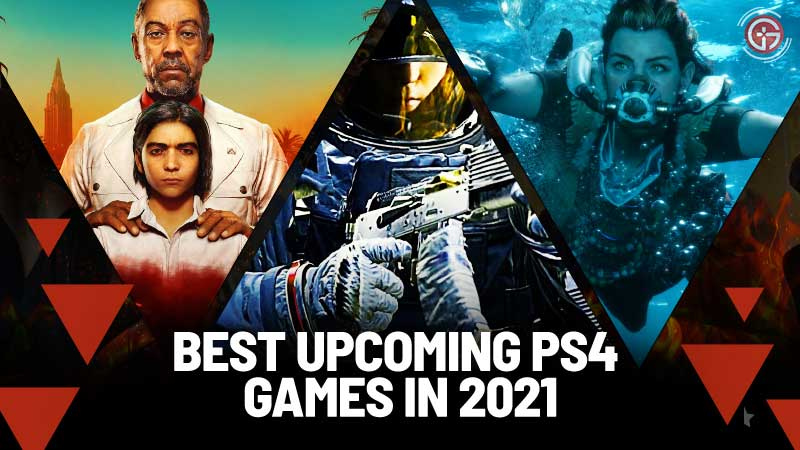 best upcoming ps4 games 2021