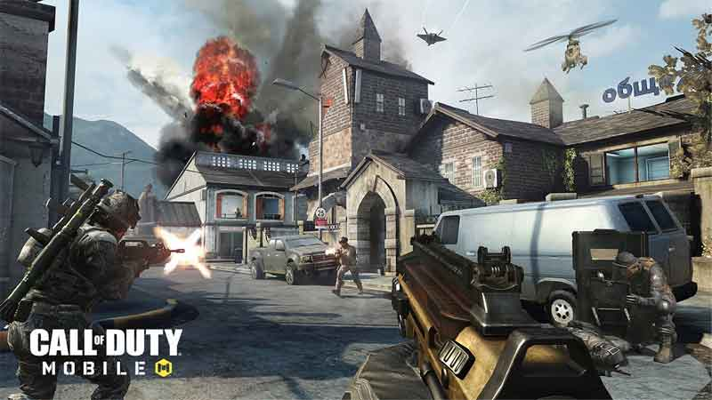 Call of Duty Mobile Redeem Codes January 2021