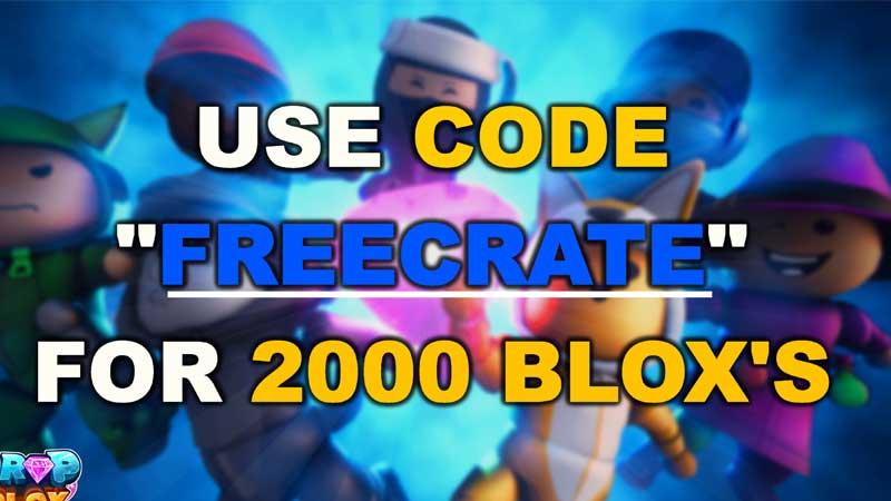 Dropblox January 2021 Codes