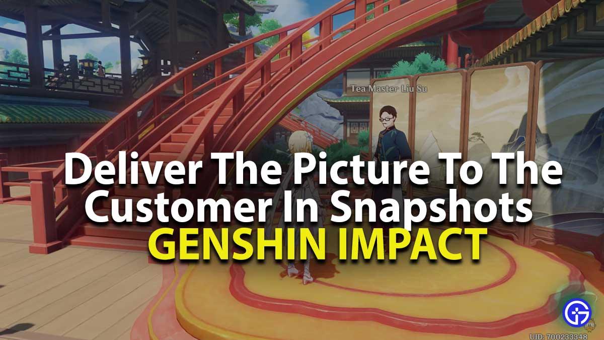 Master Xu Quest Genshin Impact