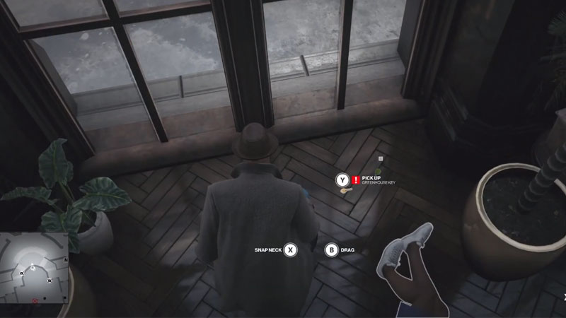 Where To Find Greenhouse Key In Dartmoor In Hitman 3