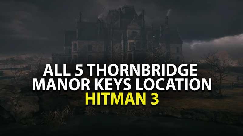Thorn bridge Manor Walkthrough