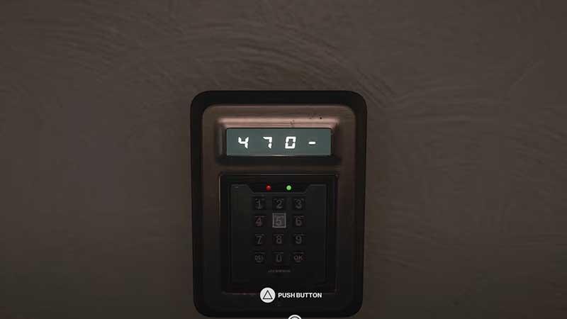hitman 3 dubai keypad code safe combination
