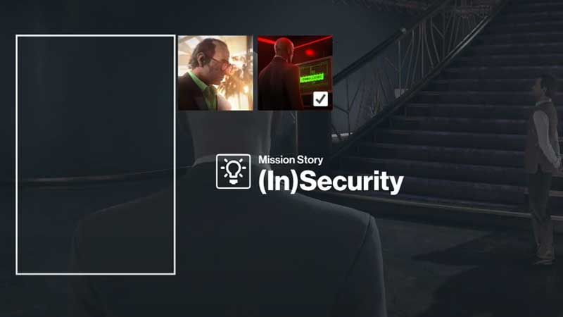 Hitman 3 In Security Mission