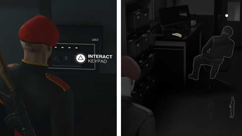 Hitman 3 Keycard and Banana Location