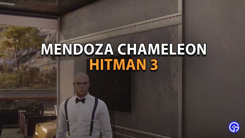 how to get all 15 disguises hitman 3