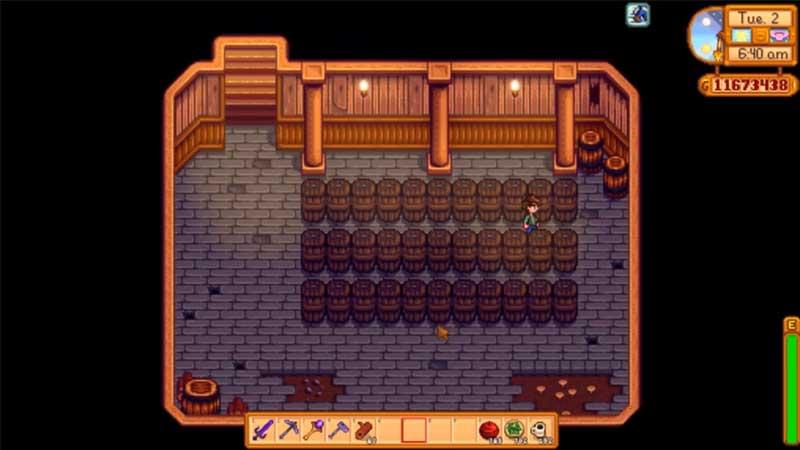 how to make wine stardew valley