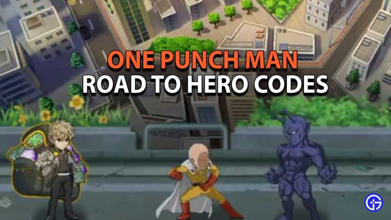 how-to-redeem-One-Punch-Man-Road-to-Hero-Codes