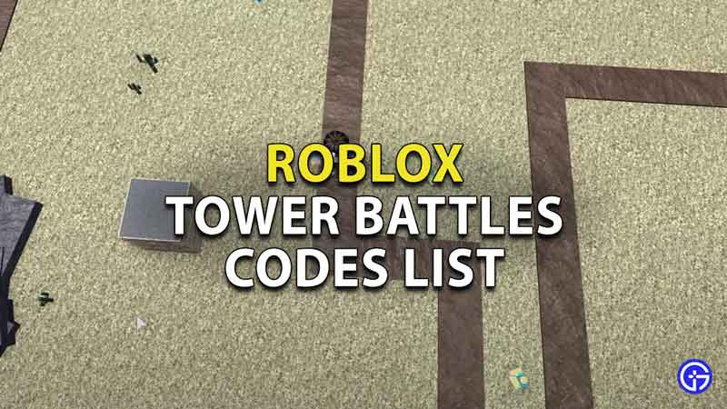 how-to-redeem-Roblox-Tower-Battles-Codes