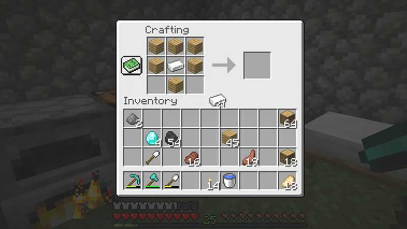 How to Craft Minecraft Shield?