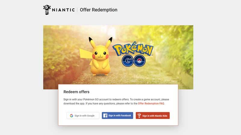 Pokemon Go: How to Redeem Promo Codes